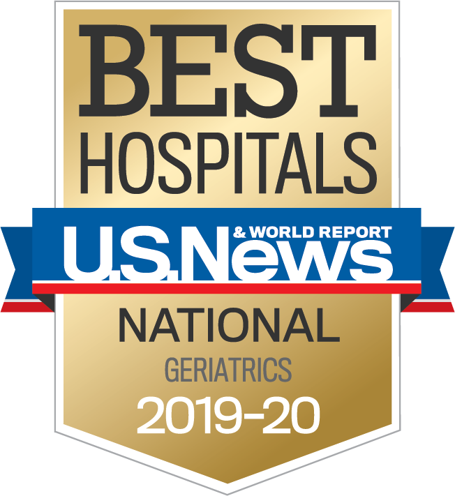 US News Geriatrics